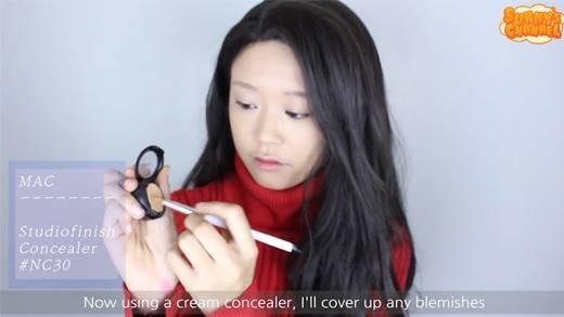 Tiết lộ bí quyết trang điểm xinh như mĩ nữ Hàn