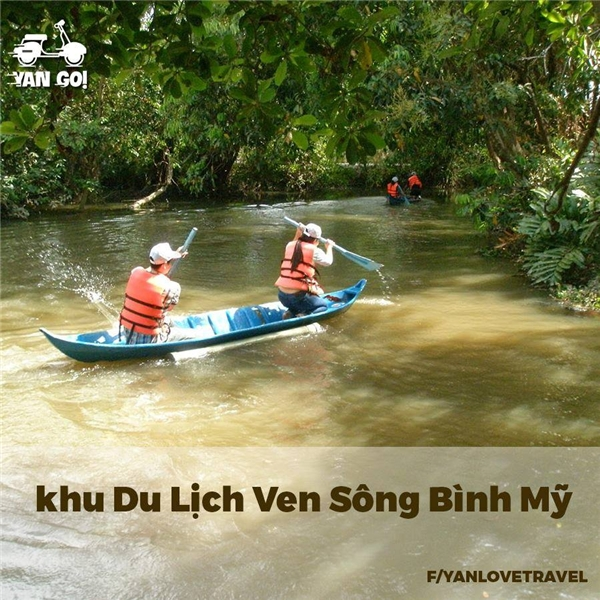 Những địa điểm trốn nắng giá mềm tuyệt vời, cực gần Sài Gòn