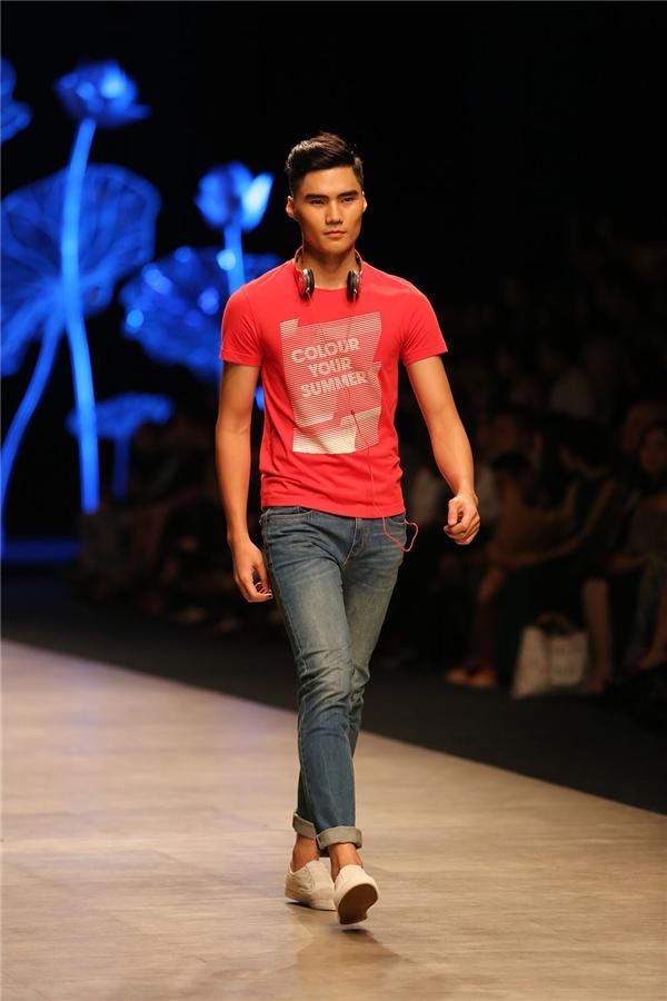 Quang Hùng - Quán quân nam đầu tiên của Vietnam's Next Top Model.