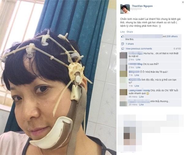 Sao Việt đấu tranh với bệnh tật tới cùng - Tin sao Viet - Tin tuc sao Viet - Scandal sao Viet - Tin tuc cua Sao - Tin cua Sao