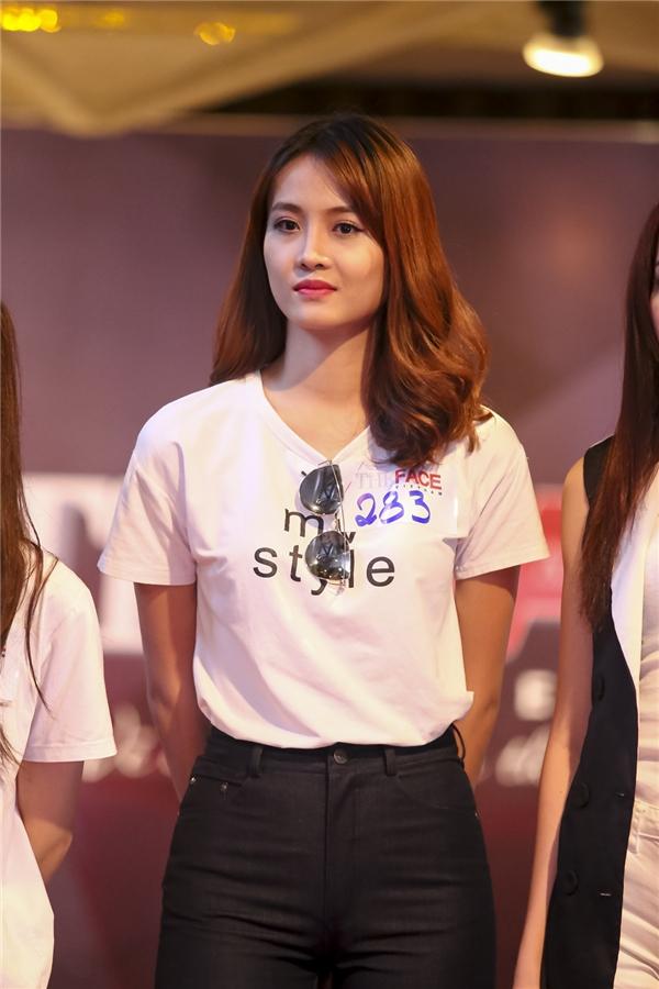 """Mặc hạn chế chiều cao, """"bạn gái Sơn Tùng"""" vẫn đến casting The Face"""