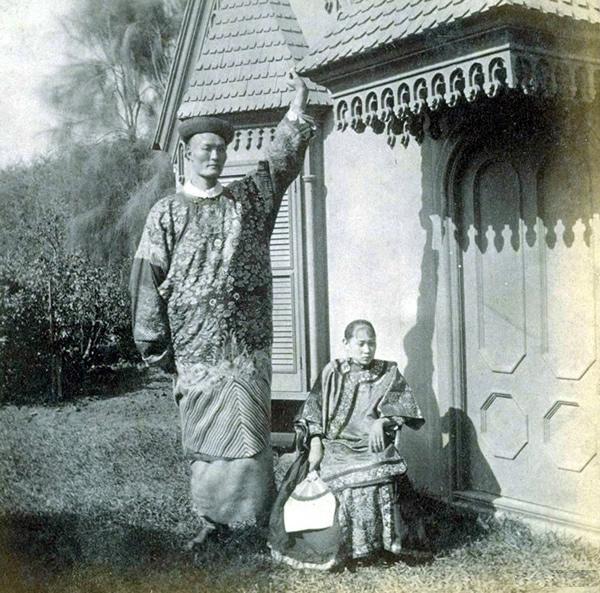 Zhan qua đời vào ngày 05/11/1893 tại Bournemouth, chỉ 4 tháng sau ngày người vợ thứ hai mất, thọ 50 tuổi.