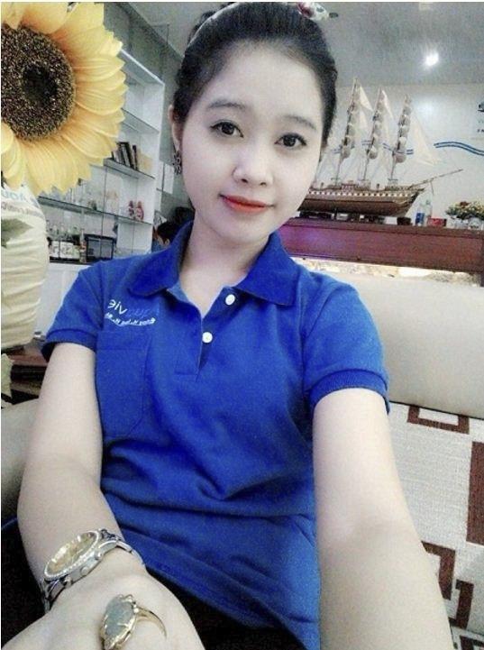 Cô gái này tên đầy đủ là Đinh Thị Huyền, 21 tuổi, hiện đang sinh sống và làm việc tại Hà Nội. (Ảnh: Internet)