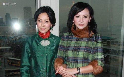 Tuy làm hòa nhưng Tăng Hoa Thiên vẫn không thể thân thiết với Lưu Gia Linh như trước