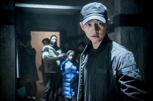 Nhân vật Joo Shi Jin trong cuộc chiến với Augus.