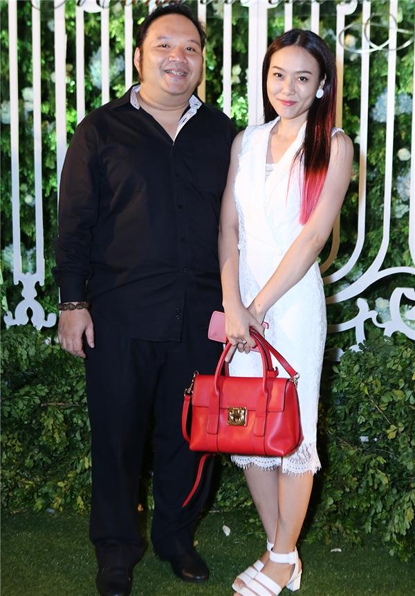Vợ chồng nhạc sĩ Nguyễn Hà