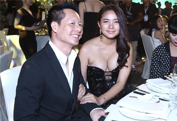 Người mẫu Phan Như Thảo và chồng đại gia Đức An