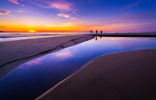 Những bức tranh được thiên nhiên tạo tác ở nơi đây cũng thu hút số lượng lớn các du khách và cả các nhiếp ảnh gia.(Ảnh: Internet)