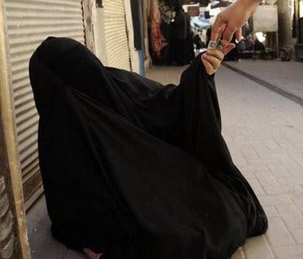 Nghề ăn xin ở Dubai mang lại thu nhập khủng.