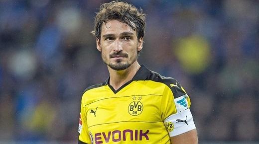Hummels nhiều khả năng sẽ chia tay Dortmund sau 8 năm gắn bó.Ảnh: Goal.