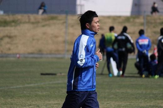 Công Phượng vẫn chăm chỉ tập luyện ở Nhật.