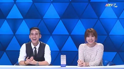 """Những tình huống Hari Won khiến Trấn Thành """"câm nín"""" trên sóng truyền hình"""