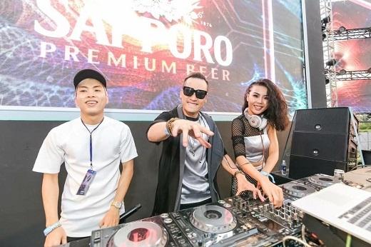 DJ 1oaK (Tio & Lại Thanh Hương) - Tin sao Viet - Tin tuc sao Viet - Scandal sao Viet - Tin tuc cua Sao - Tin cua Sao