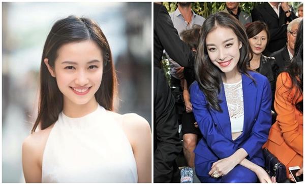 Jun Vũ – hot girl đình đám gốc Việt có rất nhiều khoảnh khắc khiến fan hâm mộ liên tưởng tới nữ diễn viên Nghê Ni – bạn gái cũ của nam tài tử Phùng Thiệu Phong. (Ảnh: Internet)