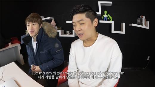 Người Hàn kể lại trải nghiệm khi bị cướp ở Việt Nam