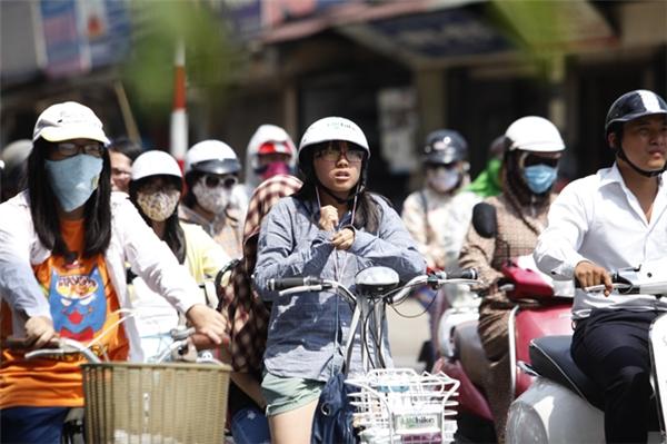Thông tin không khí ở Hà Nội nhiễm thủy ngân khiến nhiều người hoang mang. Ảnh: Internet