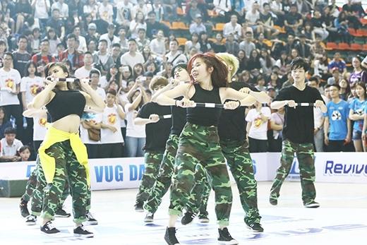 Giải thể thao sinh viên Việt Nam 2016 chính thức khởi động