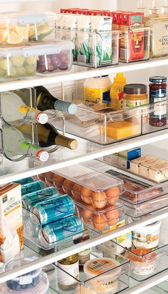 mẹo dọn tủ lạnh