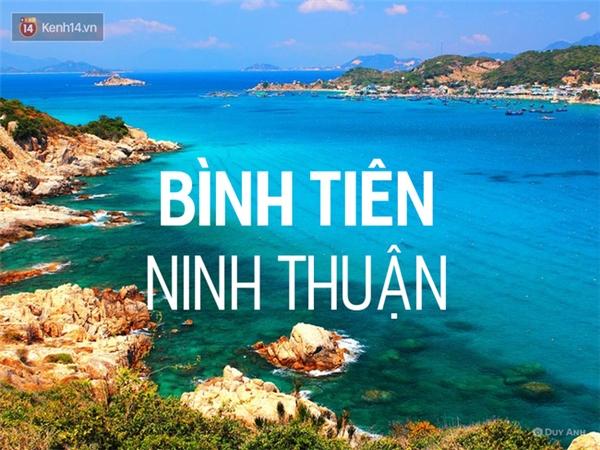 Nằm trong cụm Tứ Bình nổi tiếng của Việt Nam, Bình Tiên xứng đáng là vùng biển có đường bờ biển đẹp nhất. Hãy đi trên cung đường trên núi mới mở nối dài Vĩnh Hy và Bình Tiên, bạn sẽ thật sự choáng ngợp trước màu xanh ngắt vùng biển này. Vừa hoang sơ, vừa tự do tự tại, xin hứa với bạn là đến Bình Tiên, bạn sẽ không bao giờ gặp cảnh đông đúc, chặt chém thường thấy ở các địa điểm du lịch khác.