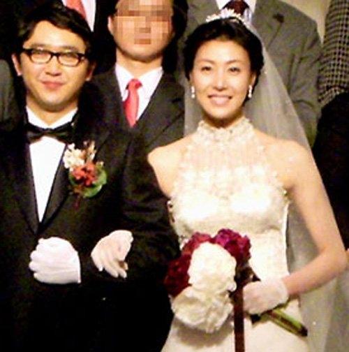 Sung Hyun Ah và người chồng cũ