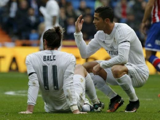 Ronaldo đã giúp đỡ Bale (11) rất nhiều
