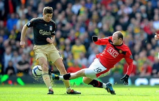 Rooney sẵn sàng tackle bóng nếu cần thiết