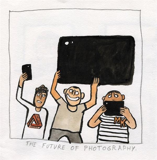 Điện thoại sẽ trở thành thứ khiến con người tôn sùng? (Ảnh: Internet)
