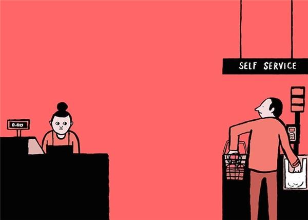 Một ngày nào đó, công nghệ sẽ thay thế con người. (Ảnh: Internet)