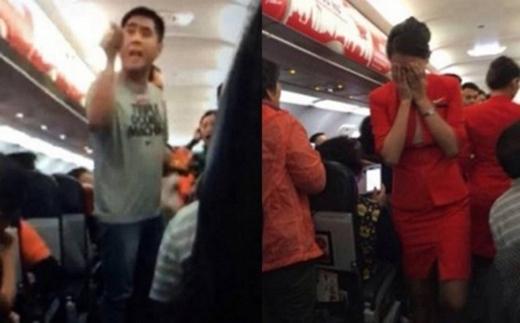 Hành khách đi máy bay có hành vi khiếm nhã với tiếp viên hàng không. Ảnh minh họa.