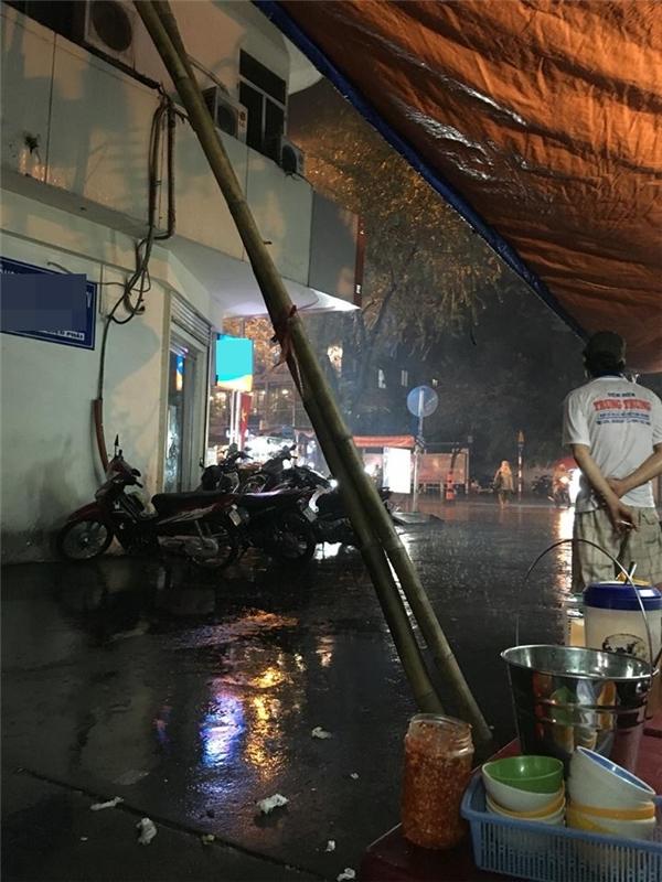 Dân Sài Gòn háo hức với cơn mưa đầu mùa sau nhiều ngày nắng nóng cực độ