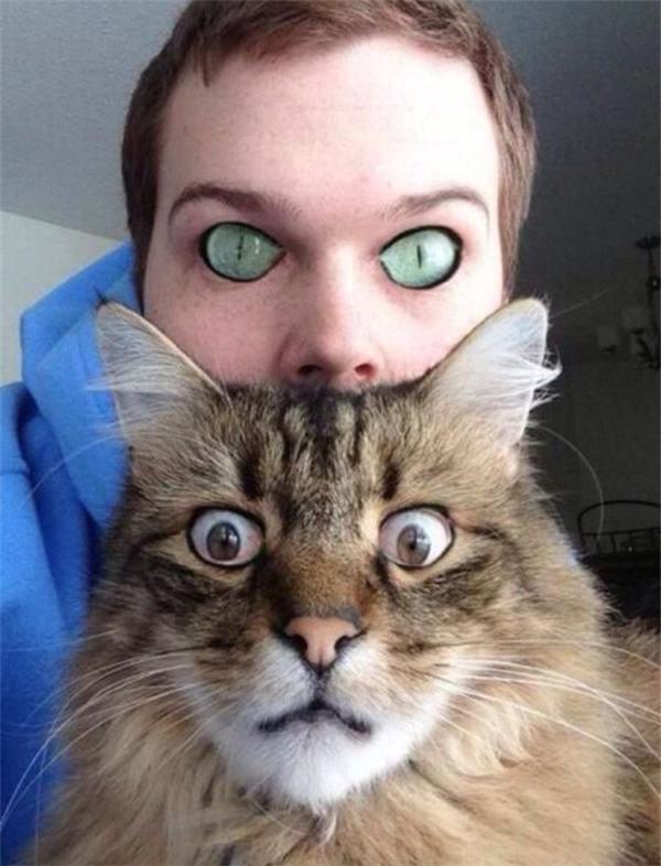 13. Mắt mèo hàng auth đánh bại các loại hàng giả, hàng nhái, hàng superfake và fake 1.