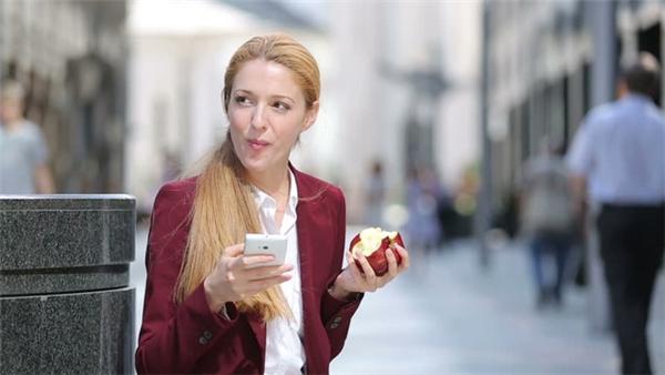 Một quả táo là lựa chọn lành mạnh thay thế cho tất cả