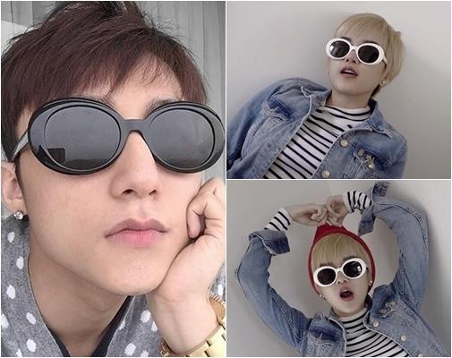 """Dường như mắt kính là món phụ kiện """"đôi"""" yêu thích nhất của Sơn Tùng M-TP và """"bạn gái"""" Thiều Bảo Trâm - Tin sao Viet - Tin tuc sao Viet - Scandal sao Viet - Tin tuc cua Sao - Tin cua Sao"""