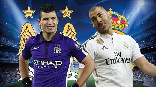"""Sergio Aguero (2,5/5):Hoàn toàn thất bại trong những pha tranh chấp với Pepe. Karim Benzema (2,5/5):Những gì tiền đạo người Pháp làm được trong 45 phút có mặt trên sân chỉ là một cú """"bắn chim"""" trong tư thế không ai kèm."""