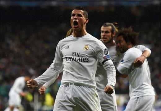 Nếu đàm phán với Real đổ bể, Ronaldo sẽ ra đi và tới chơi cho PSG?