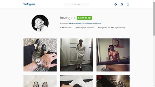 Chính sự phá cách và biến hoá phong cáchliên tục đã thu hút lượt follow trên Instagram cùa anh chàng lên hơn 60 ngàn người. (Ảnh: Internet)