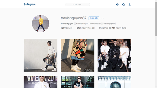 Travis Nguyễn là một trong những stylist 8X có sức ảnh hưởng lớn đến nền thời trang Việt Nam. (Ảnh: Internet)