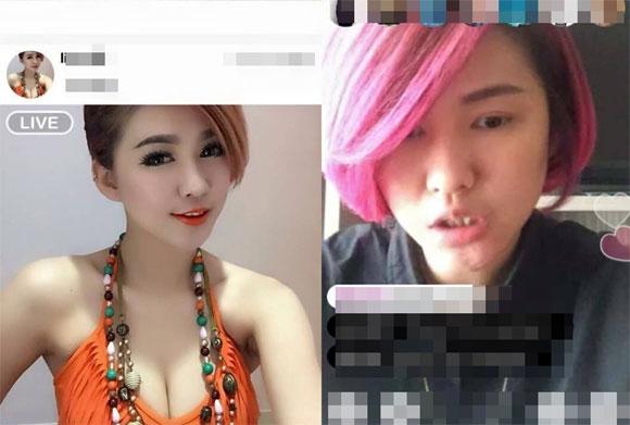 """""""Lúc nhìn thấy nàng qua webcam tôi cứ nghĩ đó là người yêu của cô ấy"""". (Ảnh: Internet)"""