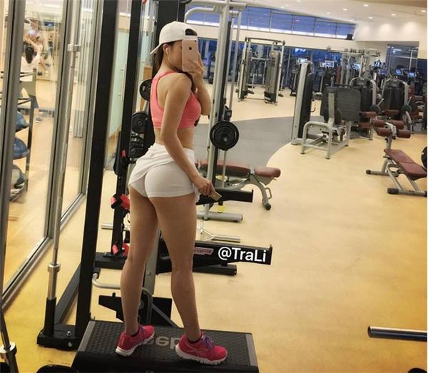 Ai bảo cứ phải Mỹ Latin mới nóng bỏng? Gái Việt chăm tập gym còn sexy hơn thế!