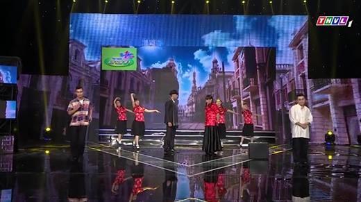 Cười bò với Tân Bến Thượng Hải phiên bản dị biệt của nhóm X-Pro