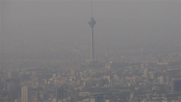 Mức độ ô nhiễm nghiêm trọng ở thủ đô của Iran.