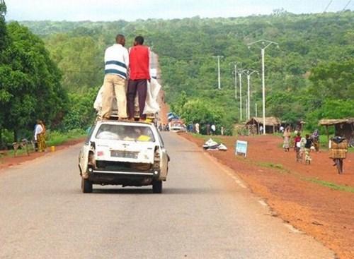 Cười rớt hàm với những hình ảnh chỉ có ở châu Phi