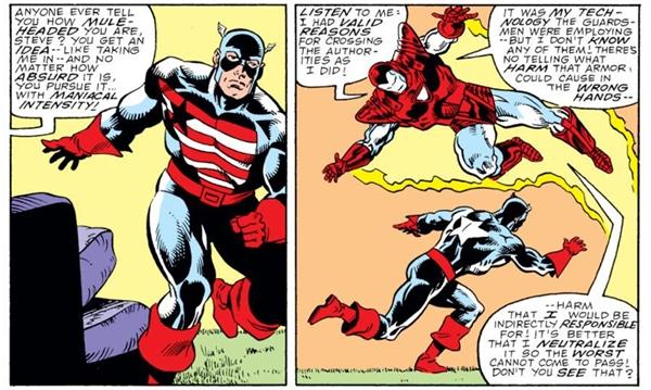 """Có lẽ nào """"The Captain"""" phải cần có """"America"""" mới có thể chiến thắng?!(Ảnh: Internet)"""