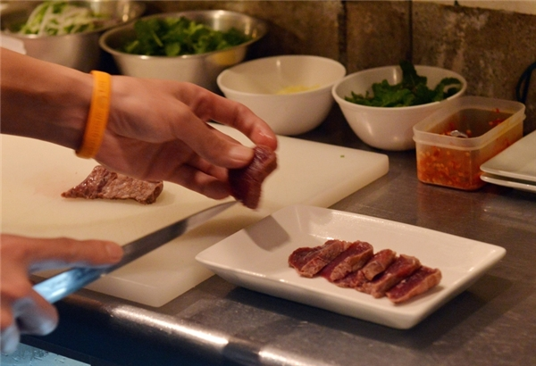 Món ăn truyền thồng sashimi được người Nhật ưa chuộng. (Ảnh: Internet)