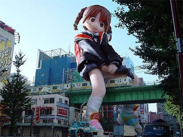 Những hình ảnh này chỉ có ở đất nước Nhật Bản