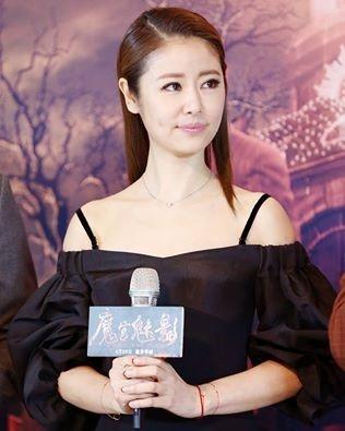Lâm Tâm Như ngày càng đẹp dù 40 tuổi. Ảnh: Cri.