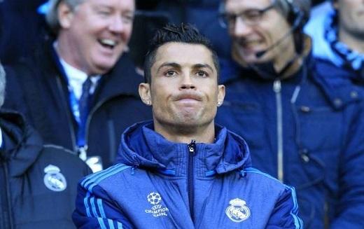 """Real như cái tên còn thiếu chữ """"R"""" khi vắng Ronaldo."""