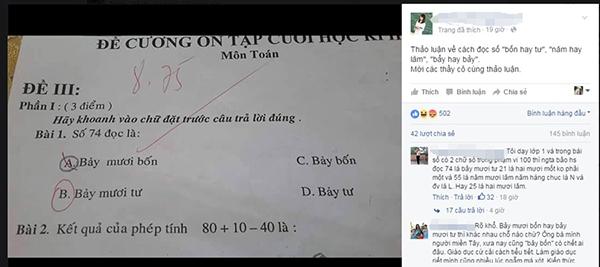 Các thầy cô tranh luận khá sôi nổi và có phần gay gắt. (Ảnh: Internet)