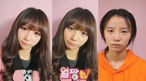Hoá ra nhan sắc xinh đẹp của cô nàng nổi tiếng khắp Hàn Quốc này là sản phẩm của... PTTM!