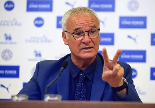 HLV Ranieri thừa nhận cơ hội sẽ không đến lần thứ hai